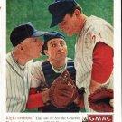 """1961 GMAC Ad """"Right decision?""""  2683"""