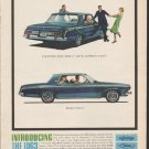 "1963 Dodge Ad ""Everyone who sees it"" ~ (model year 1963)  2745"