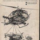 "1962 Alcoa Aluminum Ad ""Hauls, hits, hustles, etc.""  2748"