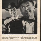 "1962 Western Airlines Ad ""These guys who fly Western""  2754"