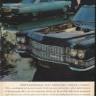 "1963 Cadillac Ad ""Which Gentleman"" ~ (model year 1963)  2756"