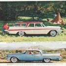 """1957 Chrysler Ad """"The Switch Is On"""" ... (model year 1957)"""