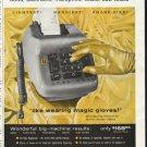 """1958 underwood Ad """"Add-Mate"""""""