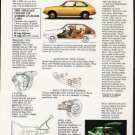 "1976 Chevrolet Chevette Ad ""new kind of American car"" ~ (model year 1976)"