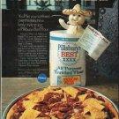 "1976 Pillsbury Ad ""Mexican Pizza"""