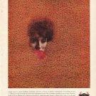 "1961 Roxbury Carpet Ad ""a carpet is a Woman"""