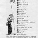 "1937 True Temper ""Roll Call Of Champions"" Ad"