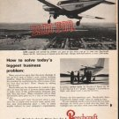 "1962 Beechcraft Ad ""Paid For"""