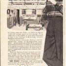 "1953 Masonite Ad ""easy does it"""