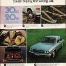 "1976 Audi Ad ""the luxury car"" ~ (model year 1976)"