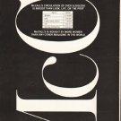 "1962 McCall's Magazine Ad ""circulation of over 8,000,000"""