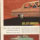 """1963 Chevrolet Ad """"Go Jet-Smooth"""" ~ (model year 1963)"""