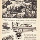 "1953 Ethyl Corporation Ad ""Today as Yesterday"""