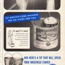 "1953 United States Steel Corporation Ad ""Boyco Cone Wringer"""