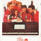 """1964 Coca-Cola Ad """"Words and music"""""""