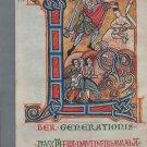 "1961 Two-page article: religious manuscript art Article ""Rare Art"""