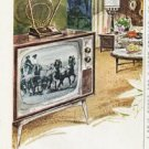 "1965 RCA Electronics Ad ""Indoor TV Antenna"""
