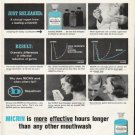 "1961 Johnson & Johnson Ad ""How effective"""