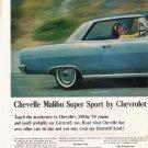 "1965 Chevrolet Ad ""Chevelle Malibu"" ~ (model year 1965)"