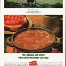 """1964 Campbell's Soup Ad """"They always eat better"""""""