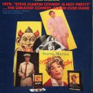 "1980 Steve Martin Comedy Album Ad ""not pretty"""