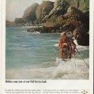"1965 Full Service Bank Ad ""Hobbies come true"""