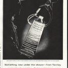 "1956 Yardley Ad ""Shower Shampoo"""