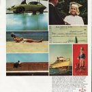 """1965 Full Service Bank Ad """"incomplete collection"""""""