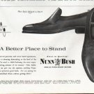"1965 Nunn-Bush Shoes Ad ""Better Place to Stand"""