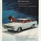 "1965 Oldsmobile Ad ""Vista-Cruiser"" ~ (model year 1965)"