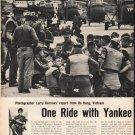 """1965 Vietnam Article """"Yankee Papa 13"""""""