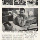 """1961 New York Life Insurance Company Ad """"Mary"""""""