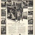 """1948 Britain Tourism Ad """"Come to Britain"""""""