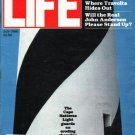 "1980 LIFE Magazine Cover Page ""Cape Hatteras"" ~ July, 1980"