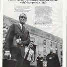 "1965 Metropolitan Life Insurance Ad ""50,000 lawyers"""