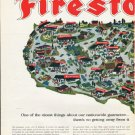 "1965 Firestone Tires Ad ""Your Symbol"""