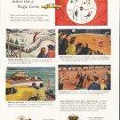 "1958 Ethyl Corporation Ad ""a Magic Circle"""