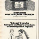 """1980 Frigidaire Ad """"past 15 years"""""""