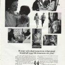 """1965 Alexander Hamilton Life Insurance Company Ad """"your wife"""""""