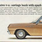 """1963 Buick Special Ad """"savings bank"""" ~ (model year 1963)"""