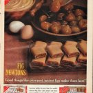 """1961 Fig Newtons Ad """"Good things"""""""
