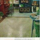 "1965 Kentile Floors Ad ""Dutch treat"""