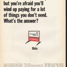 """1965 United Delco Ad """"Your car needs a tune-up"""""""