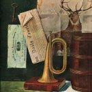 """1961 The Hartford Insurance Ad """"Hayden's Keg"""""""