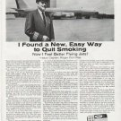 "1963 Bantron Ad ""New, Easy Way"""