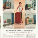 "1958 RCA Victor Ad ""See how new"""