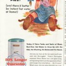 """1958 Permaglas Ad """"mud pies"""""""