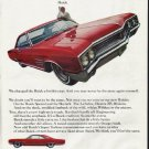 """1965 Buick Wildcat Ad """"We changed"""" ~ (model year 1965)"""