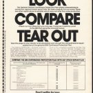 """1980 General Motors Ad """"Continuous Protection Plan"""""""