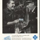 """1958 Blue Cross Ad """"almost everybody"""""""